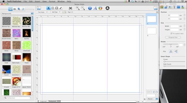 desktop publishing facile mac
