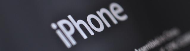 iphone 4 scritta