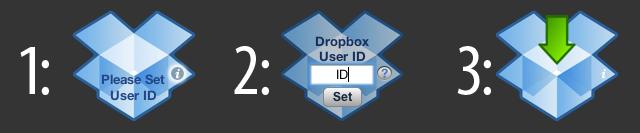 dropbox-widget