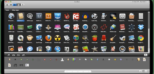 estrazione icone applicazioni