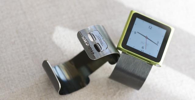 bracciale per iPod nano