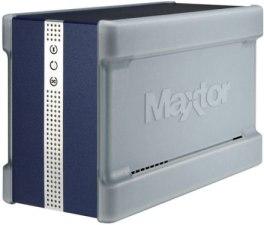 maxtor shared storage