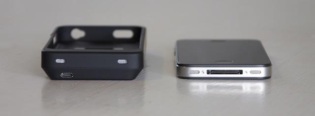 profilo battery pack