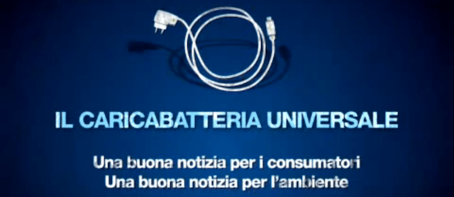 caricabatterie universale