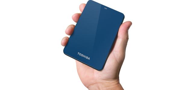 toshiba canvio 1TB USB 3