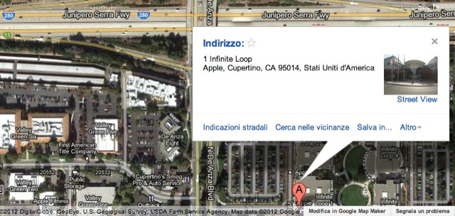 google-maps-cupertino