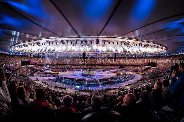 Paralimpiadi Londra 2012