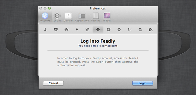 feedly-readkit
