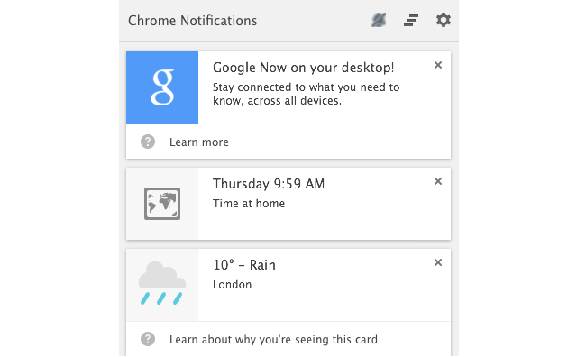 googlenowchrome