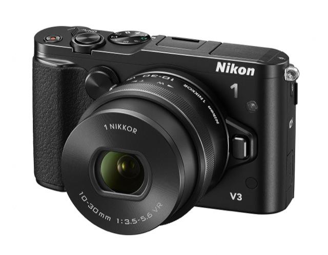 Nikon 1 V3_10_30_PD_frt34l_rid