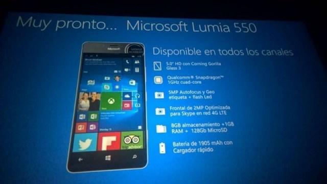 lumia-550-spec
