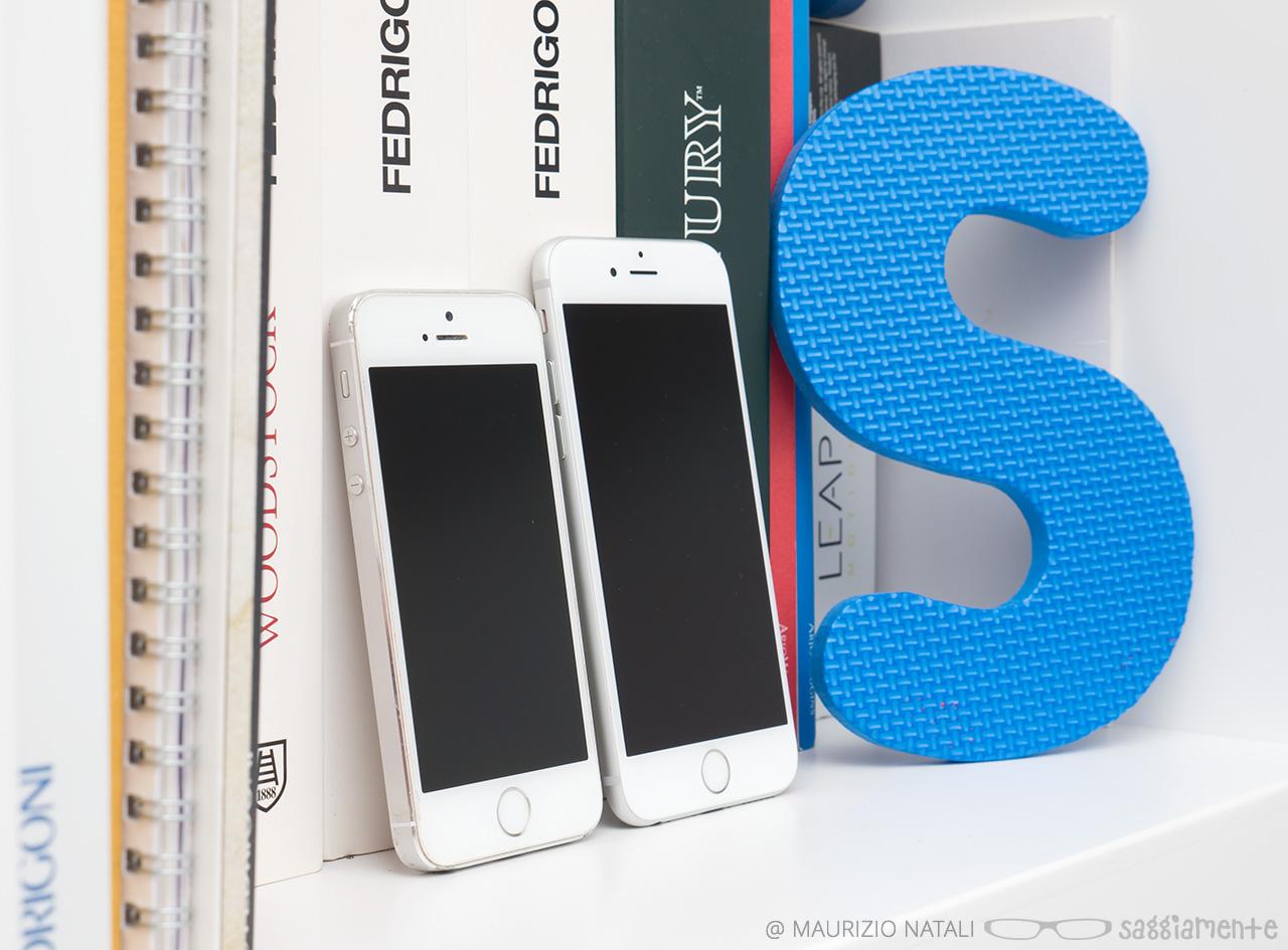 Iphone 6s Vs Iphone 5se
