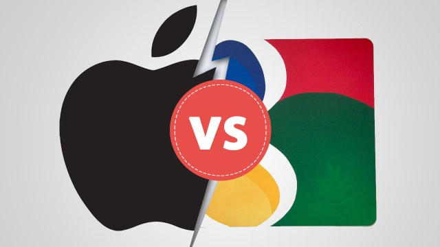 Apple-vs-google