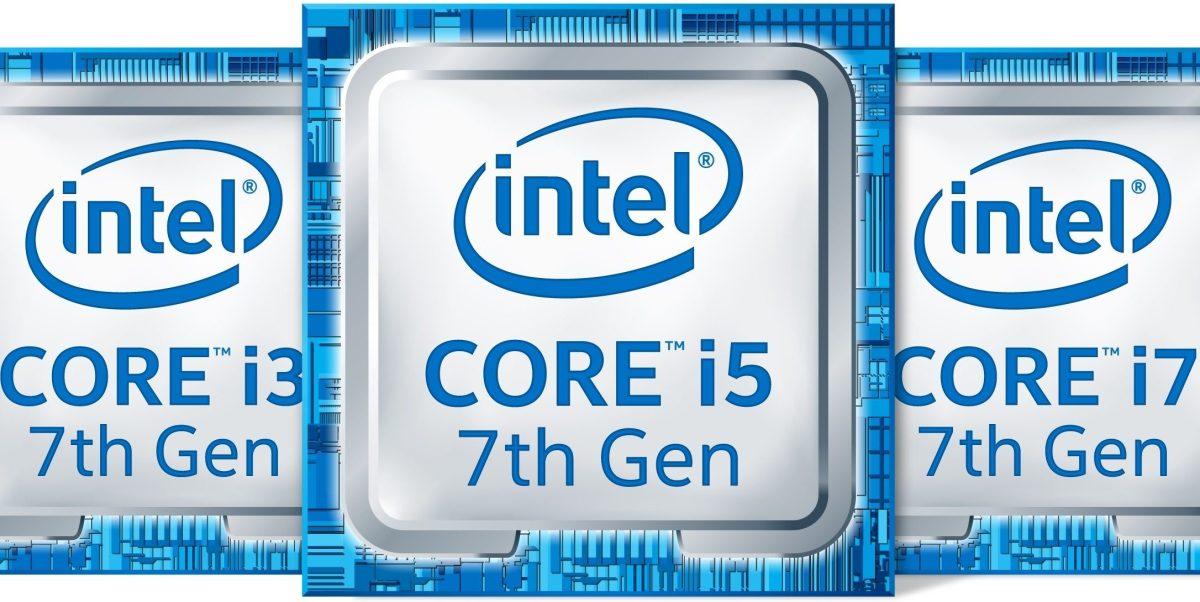 Intel annuncia la disponibilit dei nuovi processori kaby lake for Smartphone ultime uscite