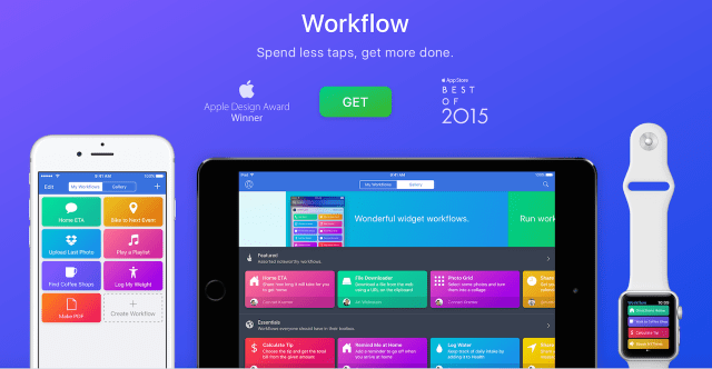 workflow-ios-apple