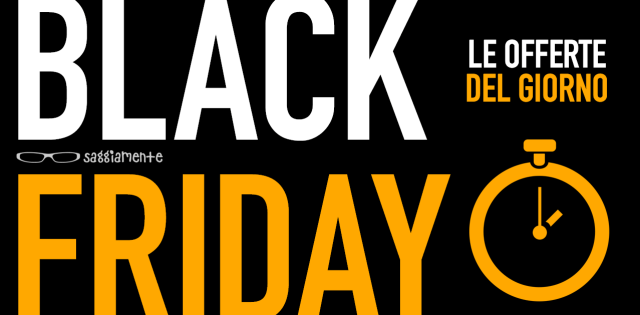 Black Friday 2017: le migliori offerte del giorno selezionate per ...