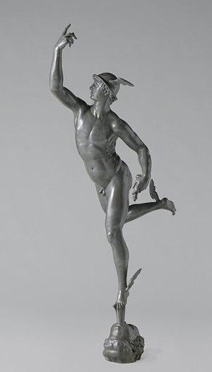 Mercurio_messaggero_degli_Dei