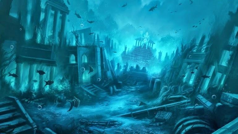 Atlantide catastrofe