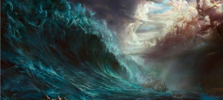 diluvio universale noe