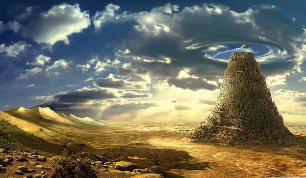 torre di babele atlantide