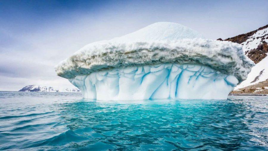Antartide ghiacci