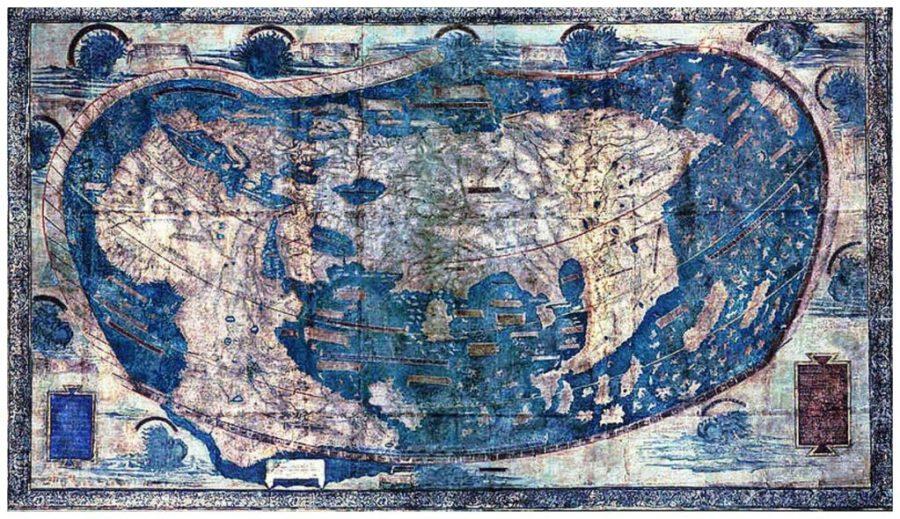 Colombo mappa