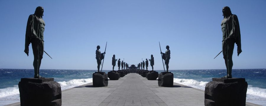 Guanches canarie