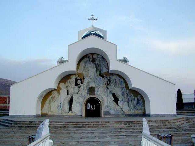 Baba Vanga chiesa