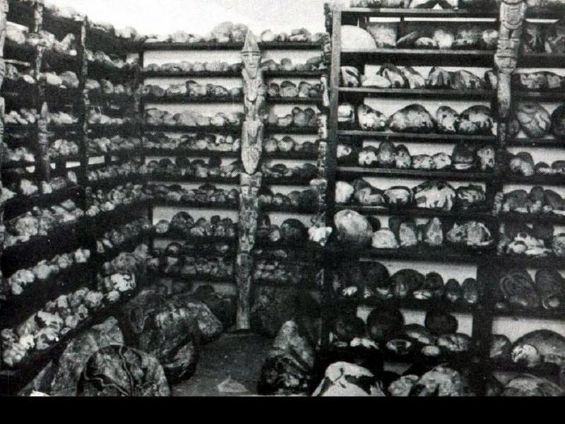 museo Cabrera pietre di Ica