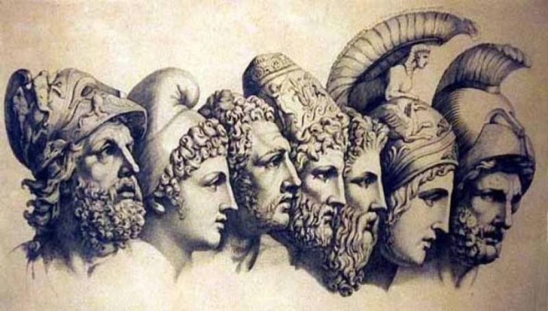 dei greci