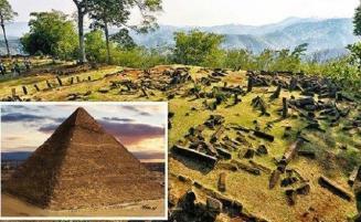 Gunung Padang: cosa si cela sotto la collina?
