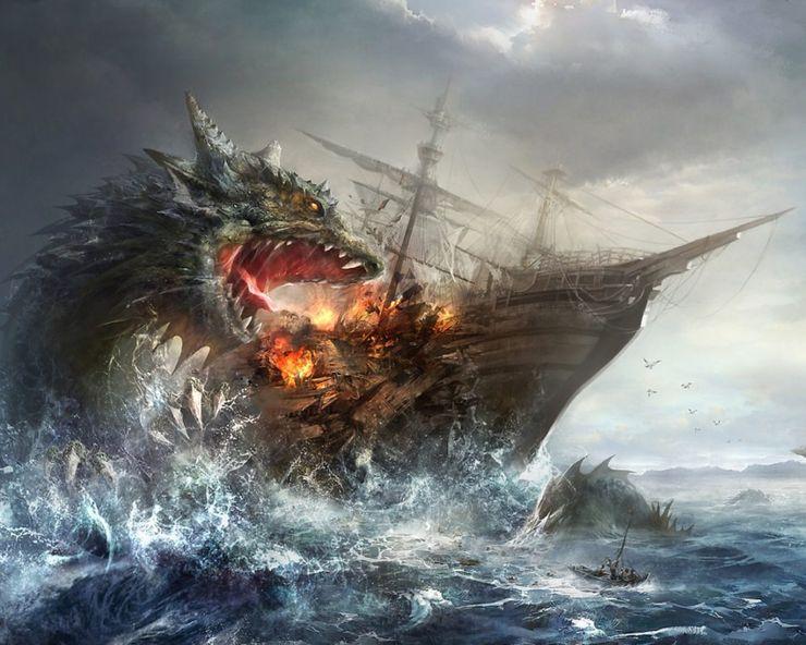 mar del diavolo