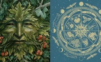 Equinozio d'Autunno: Mabon e il saluto al Green Man