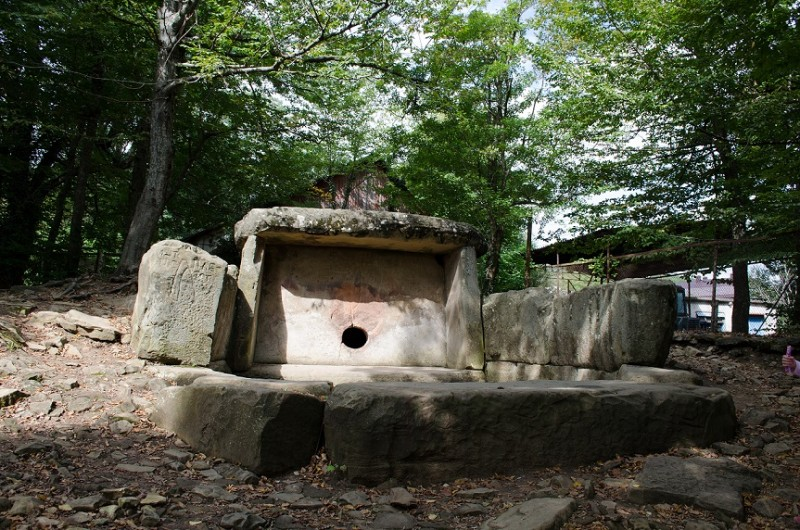 dolmen del caucaso