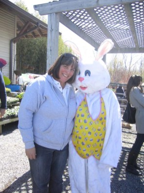 Peter Cottontail Came to Town