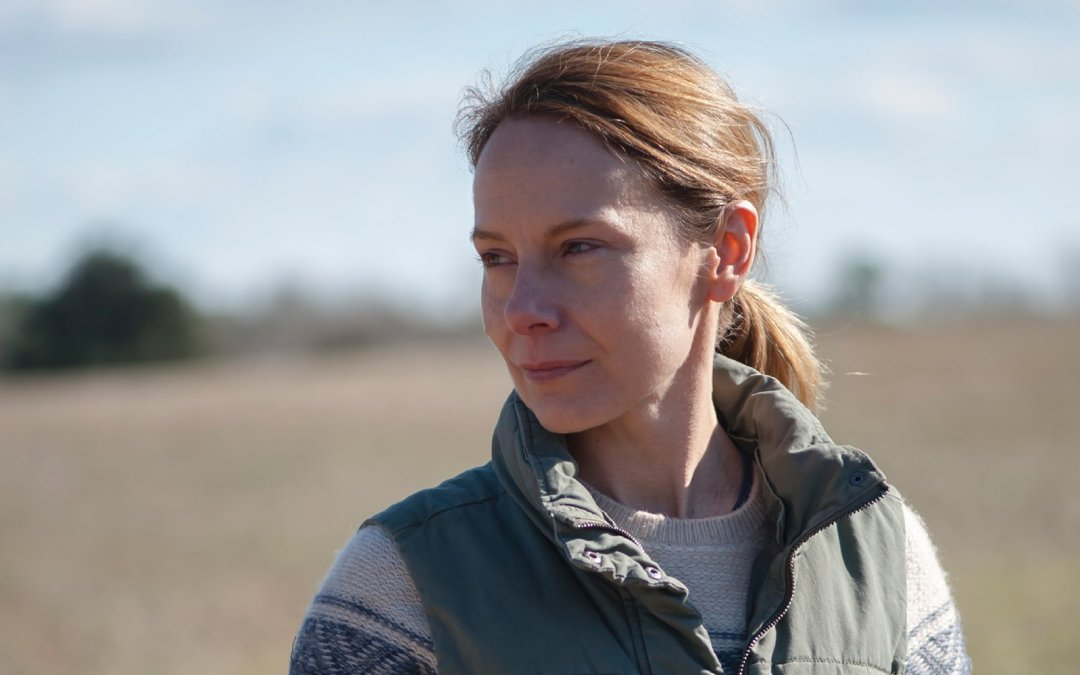 Actor Interview: AMY RYAN, star of ABUNDANT ACREAGE AVAILABLE