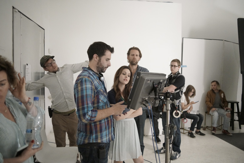 Filmmaker Interview: MICHELLE MORGAN, writer/director/star of IT HAPPENED IN L.A.