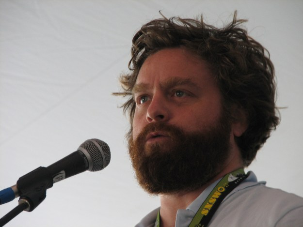 Zach Galifianakis at SXSW 2007