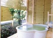315号室の露天風呂