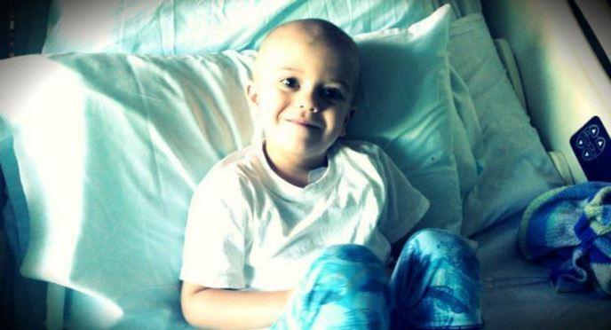 Kanserli Çocuklar