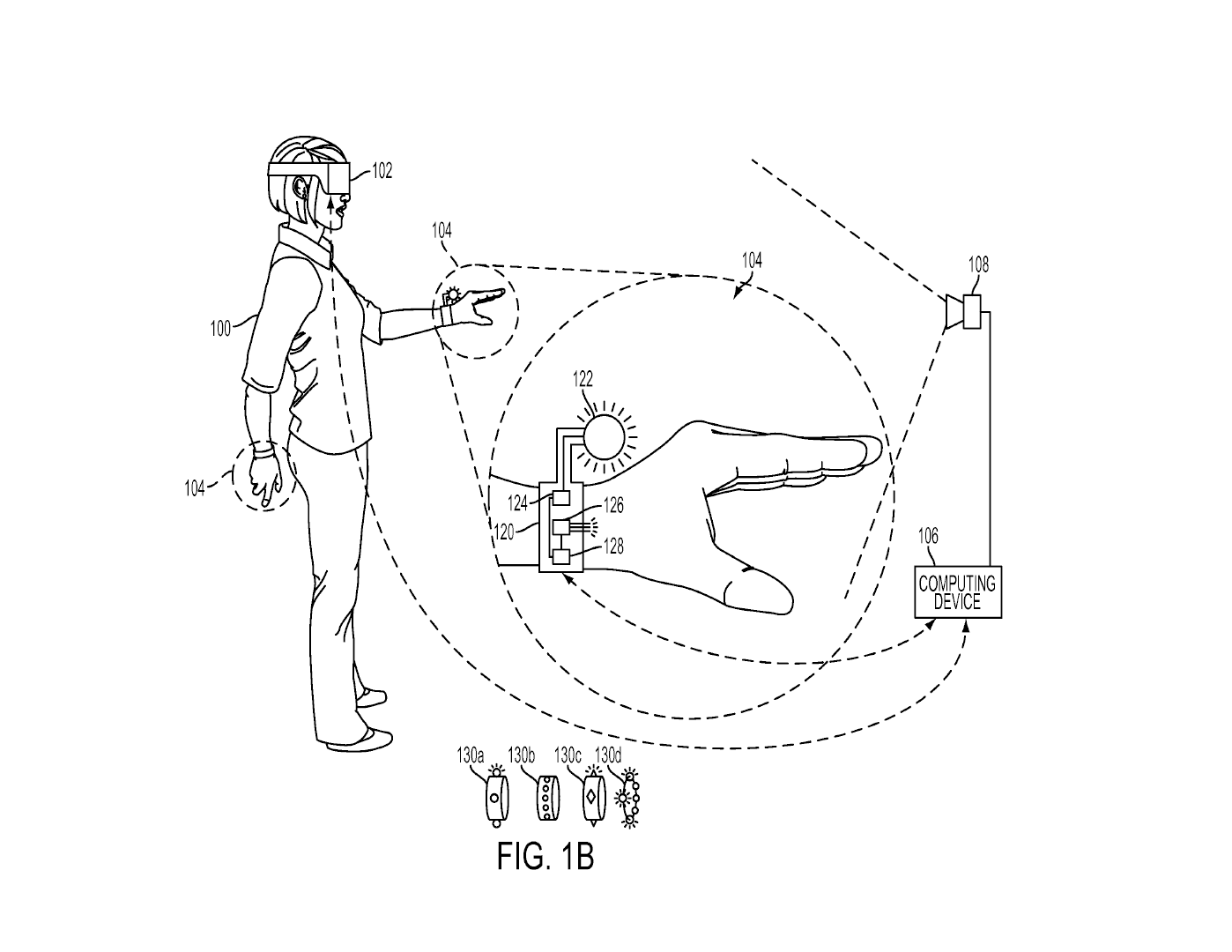 Sony Files Patent For Vr Glove Controller Usable With Psvr