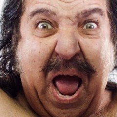 GRAVE RON JEREMY, GUITTO DEL PORNO
