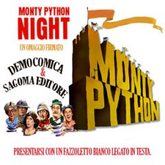 """MONTY PYTHON'S NIGHT"" TORNA IN SCENA"