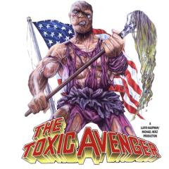 JOHN TRAVOLTA IN TOXIC AVENGER