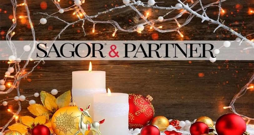 Buon Natale da Sagor & Partner, Buon Natale da Sagor & Partner