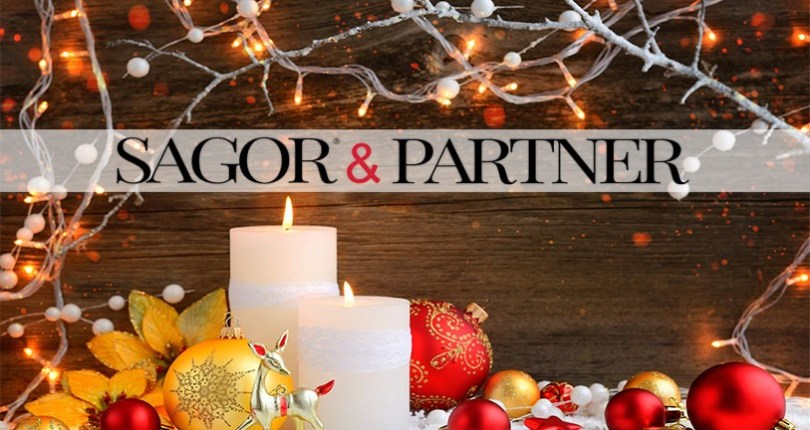 Buon Natale da Sagor & Partner