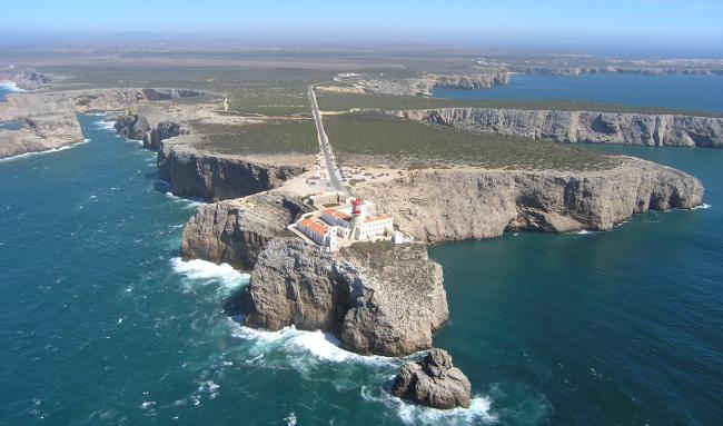 Cabo São Vicente (http://www.sagres.net)