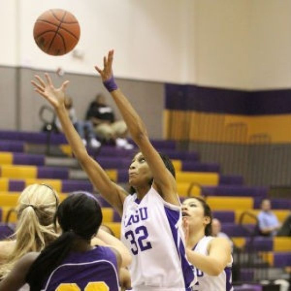 Lady Lions suffer first loss to LSU-Shreveport