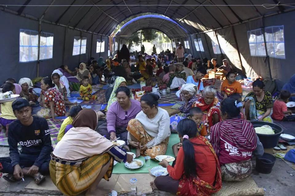 pray for lombok