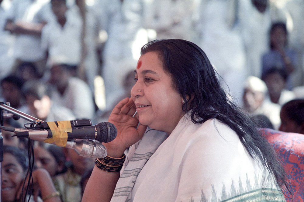 A huge wind came up | Sahajayoga Reviews